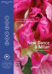 New Dance à Milan - Milan Accueil