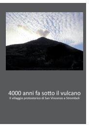 4000 anni fa sotto il vulcano - Dipartimento di Scienze della Terra