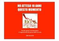 HO ATTESO 10 ANNI QUESTO MOMENTO - Wellness Finanziario