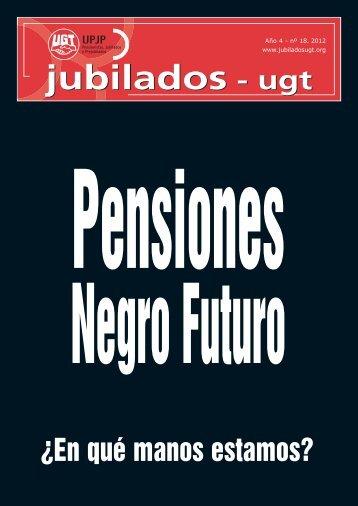 revista numero 18 (1) - union de pensionistas jubilados y ...