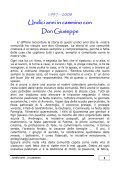 Undici anni… ...in cammino - Psase.It - Page 4
