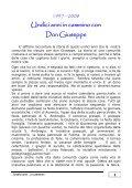Undici anni… ...in cammino - Psase.It - Page 4