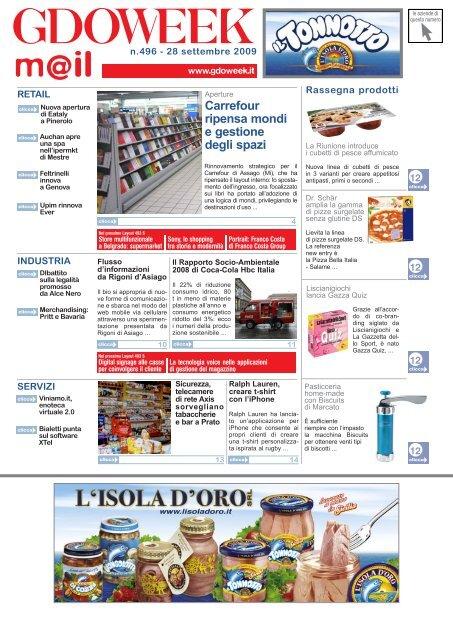 Carrefour Tavoli Da Esterno.Carrefour Ripensa Mondi E Gestione Degli Spazi Gdoweek