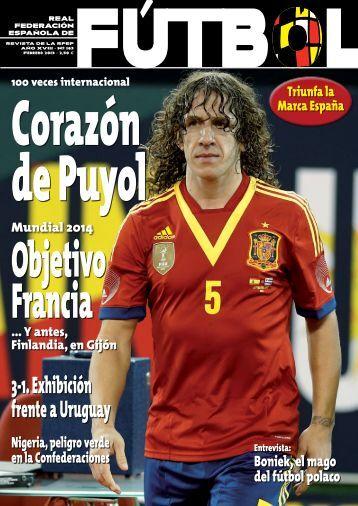 REVISTA RFEF 163.pdf - Real Federación Española de Fútbol