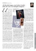 scarica la rivista in pdf - Il tango argentino a Roma - Page 5