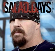 ISSUE #9 FREE PRESS - Salad Days Magazine