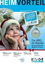 Die erste Miete - WBG Helmstedt