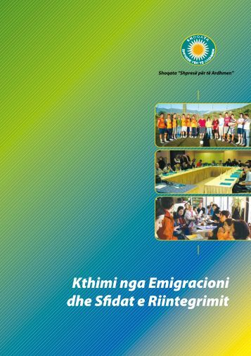 Kthimi nga Emigracioni dhe Sfidat e Riintegrimit