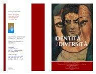 Convegno a cura di: Tiziana de Rogatis Giuseppe Marrani ...