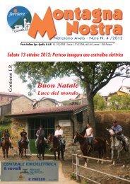 MONTAGNA NOSTRA - 2012 N°4 (completa) - Torrio