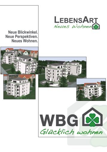 "Prospekt ""LebensArt"" - Wbg-mindelheim.de"