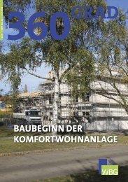 Das Quartier ?Am Hafen? - Wohnungen in Premnitz - WBG Premnitz