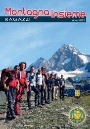 Montagna Insieme Ragazzi - Cai Conegliano
