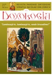 Doxologia - Revista parohiala Nr. 5 -