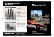 ACCESSORI ACCESSORIES - Ripamonti S.a.s.