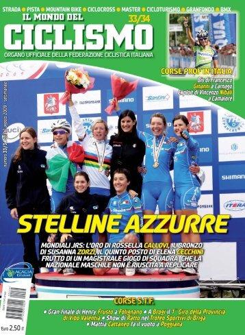 STELLINE AZZURRE - Federazione Ciclistica Italiana