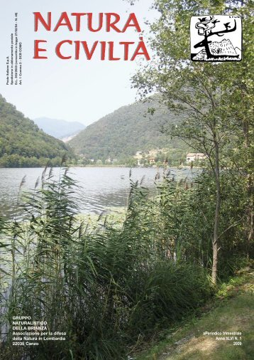 Scarica la rivista in formato PDF - Gruppo Naturalistico della Brianza