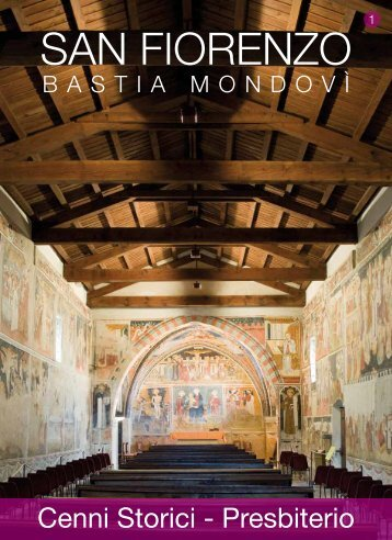 Cenni Storici - Presbiterio - Adriano antonioletti editore