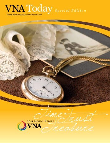 2011 VNA Annual Report - Visiting Nurse Association of the ...