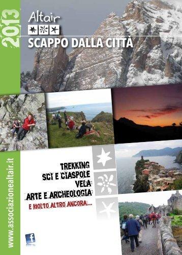 Programma 2013 in formato PDF - Altair