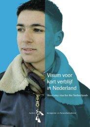 Visum voor kort verblijf in Nederland - Nikhef
