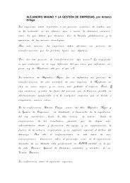 ALEJANDRO MAGNO Y LA GESTIÓN DE EMPRESAS, por Antonio ...