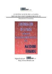 Continuación de la nada - iberoamericanaliteratura