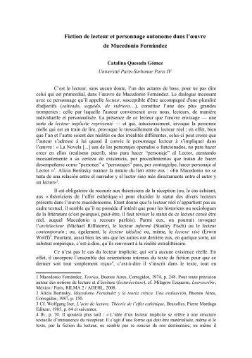 Lire l'article dans les Cahiers du SAL - Université Paris-Sorbonne