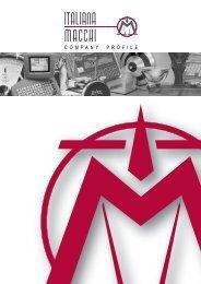 ita macchi monografia 10/09 - Italiana Macchi
