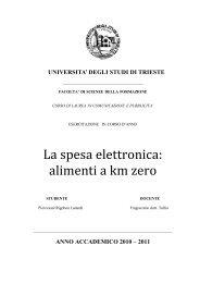 Piercesare Rigobon Lunardi - I CMS di Franco Fileni e Tullio ...