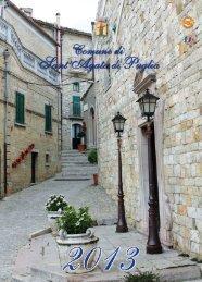 1 2 3 4 5 6 7 8 9 10 - Comune di Sant'Agata di Puglia