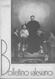 1° OTTOBRE 1934 - XIII - N. 10 ANNO LVIII - il bollettino salesiano