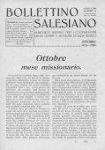 1° OTTOBRE 1934 - XIII - N. 10 ANNO LVIII - il bollettino salesiano - Page 2