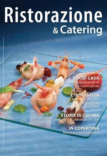 Ristorazione & Catering - Nr 15/2013 - Maggio - Giugno