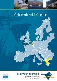 Griekenland I Greece - Shortsea Shipping Vlaanderen