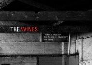THE WINES - MenuFeast.com.au