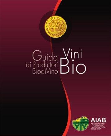 Guida ai vini produttori vini bio - MAGGIO VINI