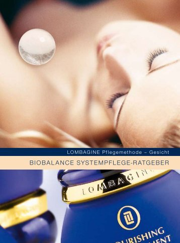 BIOBALANCE SYSTEMPFLEGE-RATGEBER - Lombagine.com