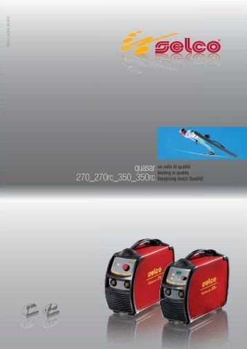 Quasar 270/350 RC