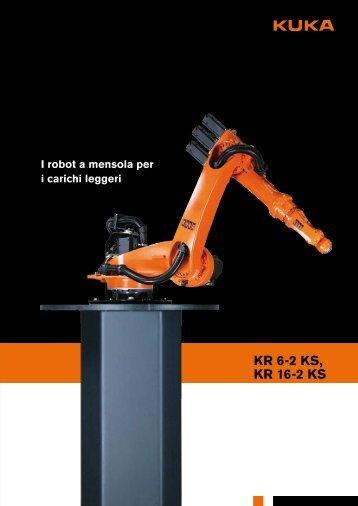 KR 6-2 Ks, KR 16-2 Ks - KUKA Roboter