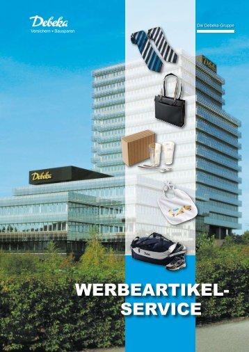 WERBEARTIKEL- SERVICE - Kaster-Werbung