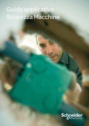 guida applicativa sicurezza macchine 2011 - Schneider Electric