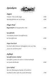 Unsere Speisekarte (pdf) - Waldhof Uhrberg