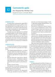 12. Gastroenteritis aguda - Asociación Española de Pediatría