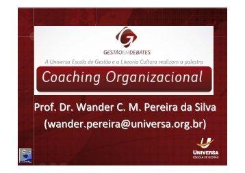 Clique aqui e baixe a apresentação da palestra.