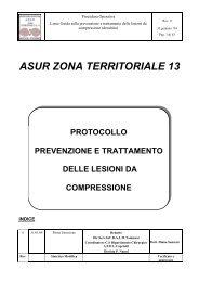 Visualizza (322K) - LESIONI CUTANEE CRONICHE