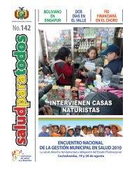 Leer mas... - Ministerio de Salud y Deportes de Bolivia