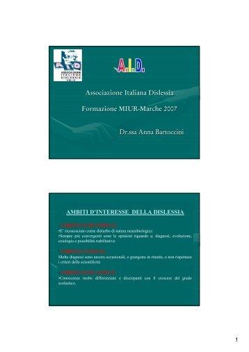 scarica (pdf) - Associazione Italiana Dislessia