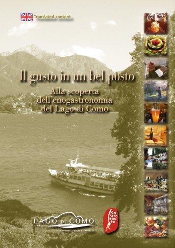 Translated content - Camere di Commercio