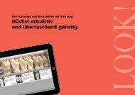 Publication App (Pdf, 568kb) - Look Projektagentur GmbH